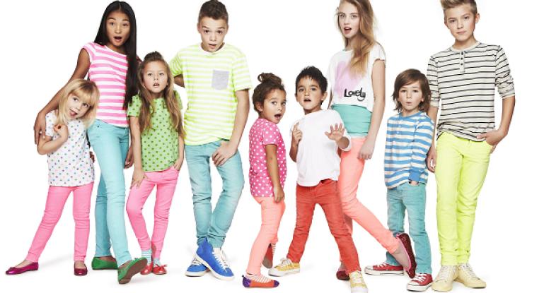 С чего начать и сколько стоит открыть магазин одежды для детей  подробный  бизнес-план с расчетами eed3679db79
